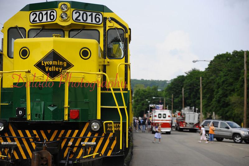 *2011 Shamokin Heritage Parade*