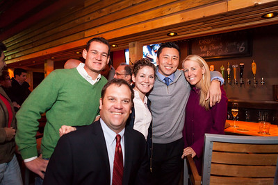 FFP - The West End Holiday Mixer