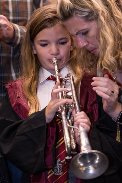 Music from Harry Potter, Fort Worth Symphony, White's Chapel United Methodist Church, Southlake, TX, 2017