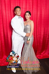 Hillsborough High School Prom-5909