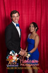 Hillsborough High School Prom-5826