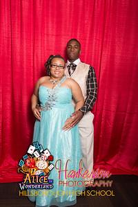 Hillsborough High School Prom-5886