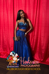 Hillsborough High School Prom-5936