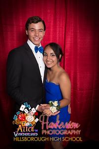 Hillsborough High School Prom-5823