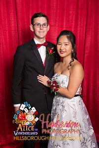 Hillsborough High School Prom-5830