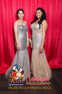 Hillsborough High School Prom-5911