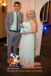 Hillsborough High School Prom-5896