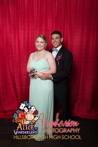 Hillsborough High School Prom-5810