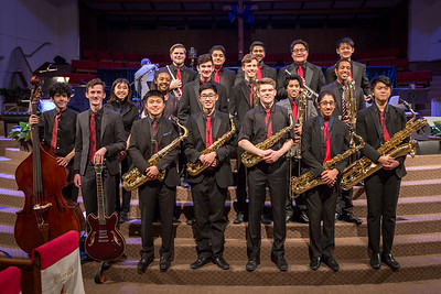 Liberty High School Jazz Ensemble