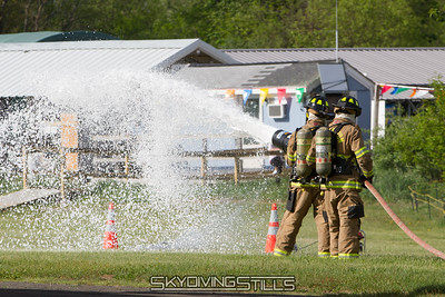 Mass Casualty Drill 5/21/16