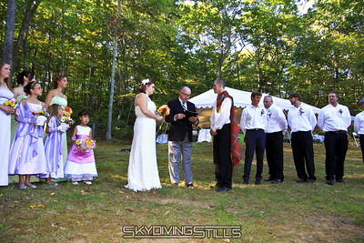 Meagan and Rob Wedding