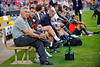 28 July 2012:  Paris Saint-Germain Coach Carlo Ancelotti during DC United's  international friendly match against Paris Saint-Germain at RFK Stadium in Washington, DC.