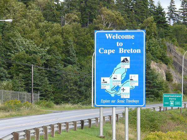Cabot Trail 2007