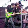 Richie Castellano (guitars) + Kasim Sulton (Bass) of Blue Oyster Cult @ Streetfest El Paso 2012