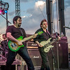 Richie Castellano (guitars) + Buck Dharma (Guitar) of Blue Oyster Cult @ Streetfest El Paso 2012
