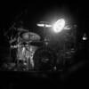 Drum kit for the band Kansas @ Streefest El Paso 2012