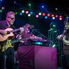Dave Ragsdale (Violin) + Richard Williams (Guitar) + Steve Walsh (Keyboards) of Kansas @ Streetfest El Paso 2012