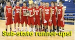 The Tournament that was - Wellington teams at sub-state