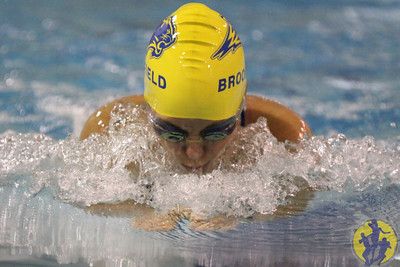 Congratulations to the Brookfield Girls Swim & Dive team on continuing their winning ways with a victory over Joel Barlow at their meet on Friday!  Click here to check out some of the action from their meet!