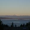 Sunrise on Mt. Baker