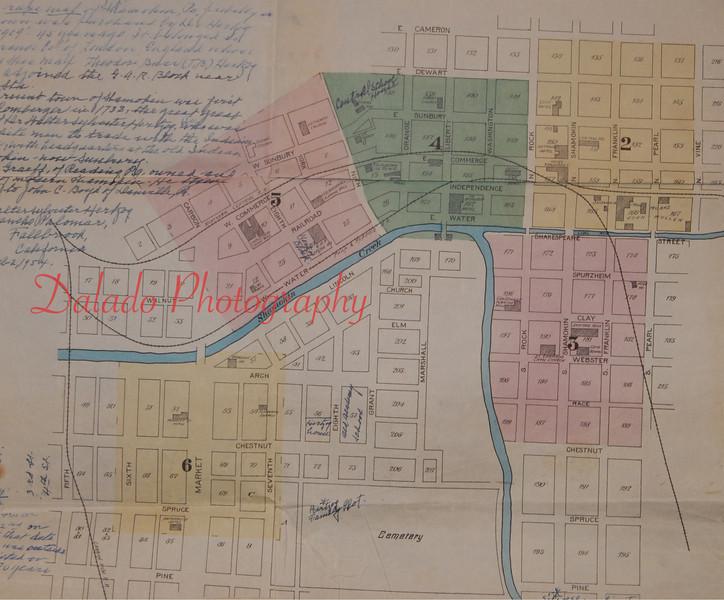 Shamokin Plot Maps