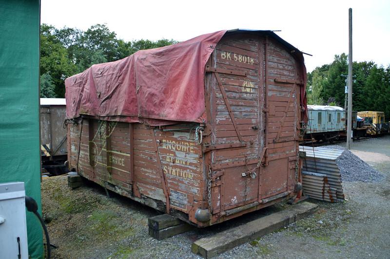 BK 58018 Container  29.08.15
