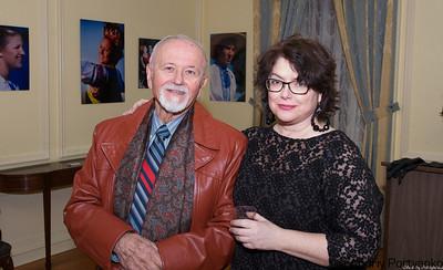 Wasyl Palijczuk and Irene Baranowska