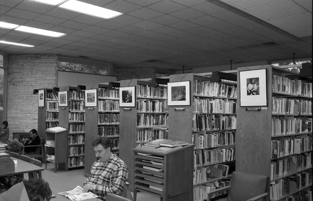 Leonia Library<br /> Leonia, NJ