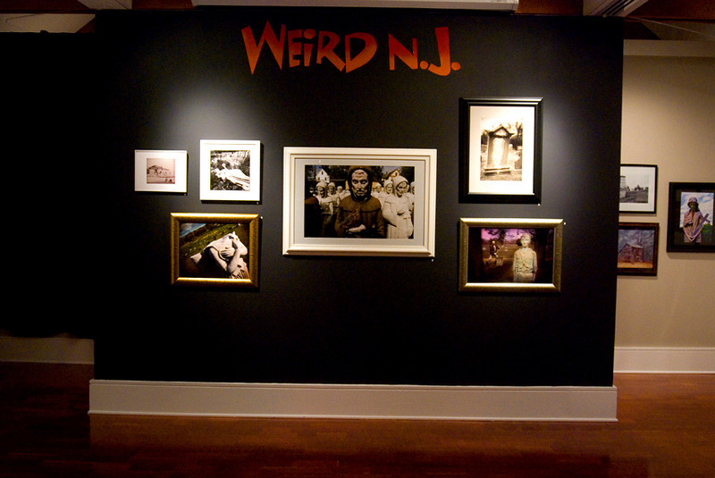 The Weird NJ photography group exhibition<br /> My photograph is on the upper right <br /> Noyes Museum of Art<br /> Oceanville, NJ<br /> October 16 - February 28, 2010