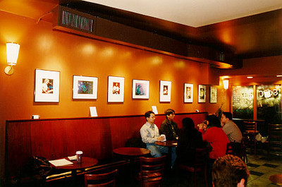 Starbucks<br /> Nassau Street, Princeton, NJ<br /> December 1998 - January 1999
