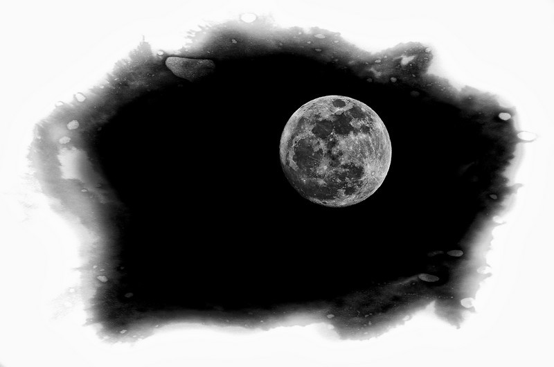 """""""The Night before the 'Super Moon'""""<br /> March 18th, 2011"""