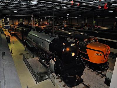 Musée Ferroviaire Canadien/Canadian Railway Museum (Exporail), St-Constant, Qc