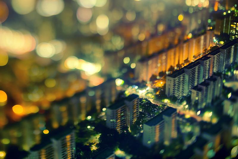 housing complex - 団地