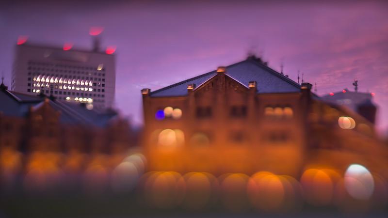 warehouse - 赤煉瓦倉庫