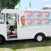 Don Knight/The Herald Bulletin<br /> F.A.B. Lab food truck serves up made to order liquid nitrogen ice cream.
