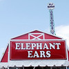 Don Knight/The Herald Bulletin<br /> Red Barn Elephant Ears were a popular choice.