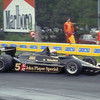 Belgium Grand Prix, Belgium, 1978.<br /> Mario Andretti in his Lotus Ford.<br /> CD#0776-3301-3813-97