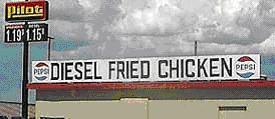 diesel chicken