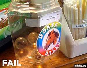 HORSE FAIL1