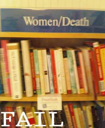 women death fail