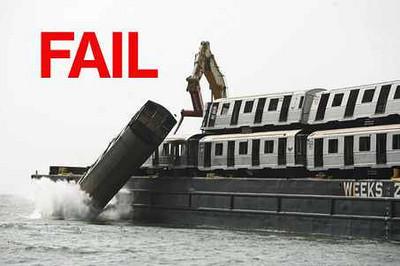 barge fail