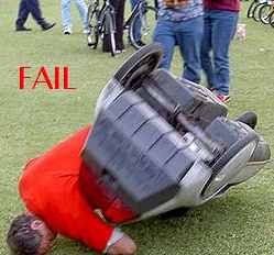 fail chair