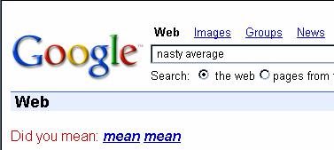 googlemean
