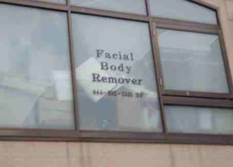 body remover