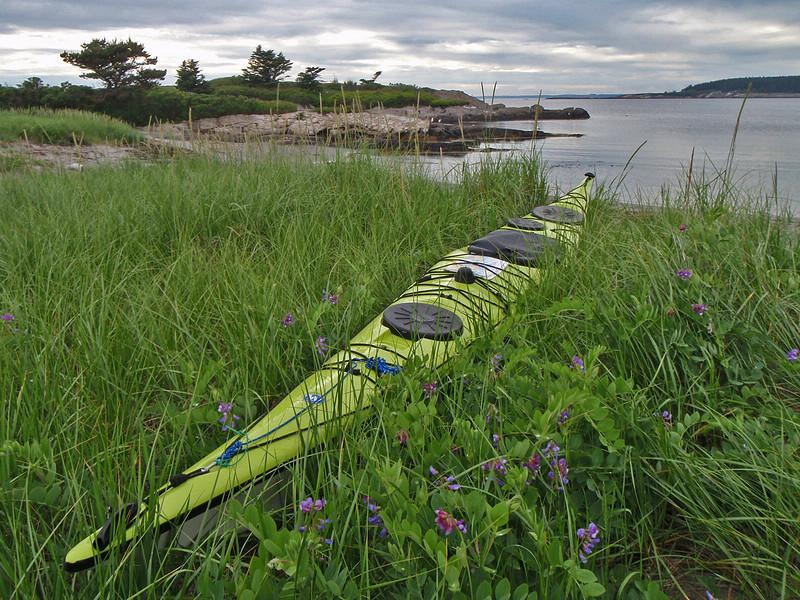 Kayak patch....