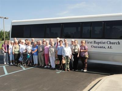 FBC Spirits of Praise Hanceville 2012