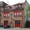 "FDNY quarters of Engine 82 and Ladder 31. The firehouse was made famous by FDNY firefighter Dennis Smith when he wrote ""Report from Engine Co. 82"""