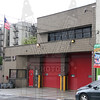 "FDNY quarters of  Engine 68 and Ladder 49. ""The Yankee Stadium"" companies."