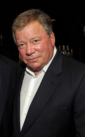 William Shatner at a Philadelphia Investor Dinner for MYOUTERSPACE.COM, Del Frisco, Phila Pa.