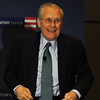 Donald Rumsfeld  Launches Book Tour at the National Constitution Center